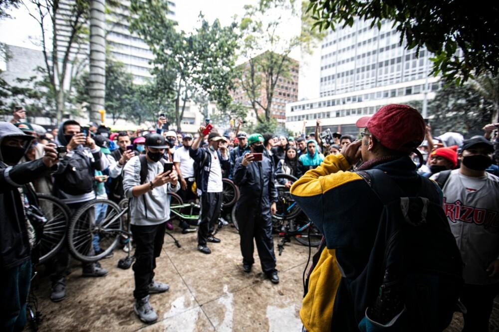 paro nacional 2021 28 de abril bogota rap en la calle protestas colombia.jpeg
