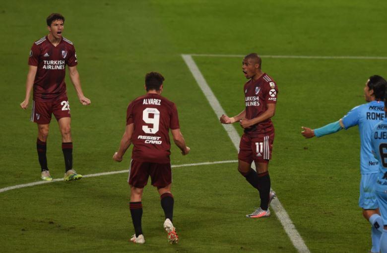 Nicolas de la cruz River Plate 220920 Tw E.JPG