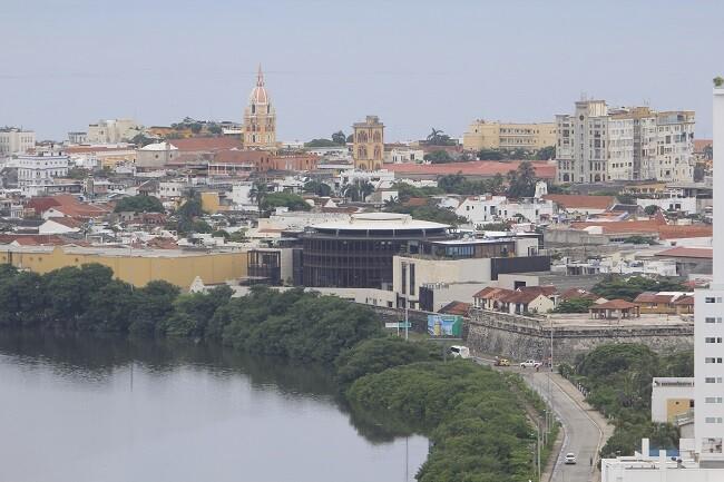Centro de Cartagena
