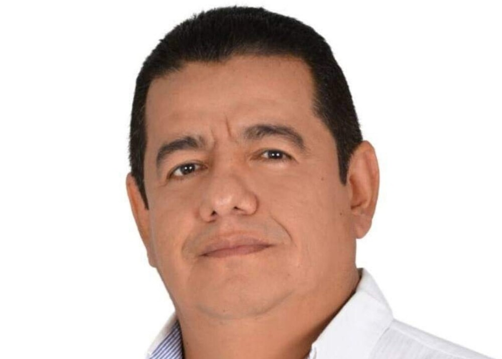 370733_Alcalde de Chinú // Foto Facebook: Orlando Fabio Castillo Bermejo
