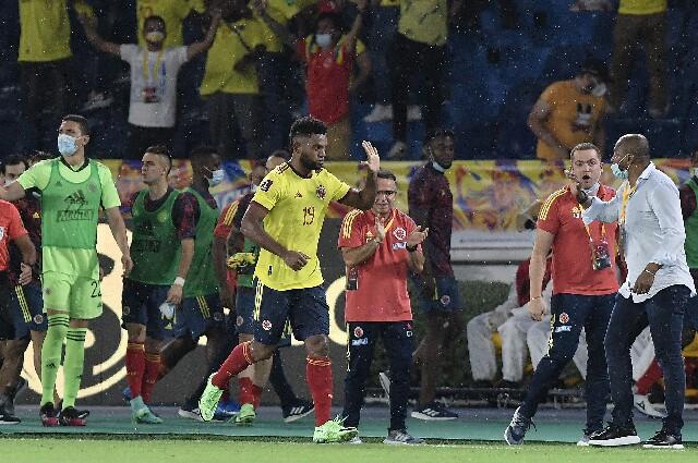 Selección Colombia, en Eliminatorias Sudamericanas