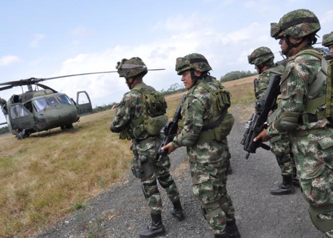 337620_BLU Radio. Ejército - Foto: Ejército