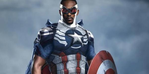 Chris Evans se despide: Anthony Mackie será el nuevo Capitán América