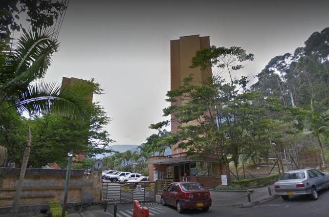 caída de niño de 2 años en Medellín
