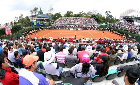 La Copa Colsanitas se disputará del 3 al 11 de abril en el Country Club.