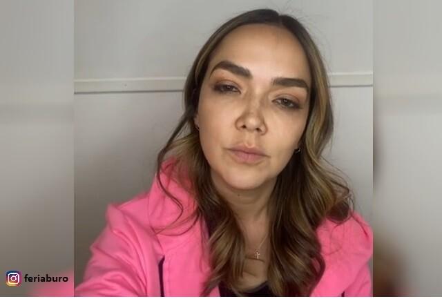 María Alejandra Silva de Buró se disculpa