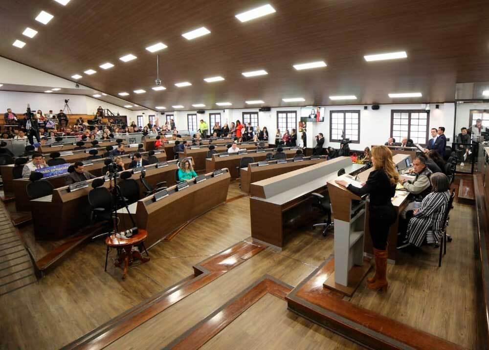 350968_Concejo de Bogotá / Foto: Concejo de Bogotá