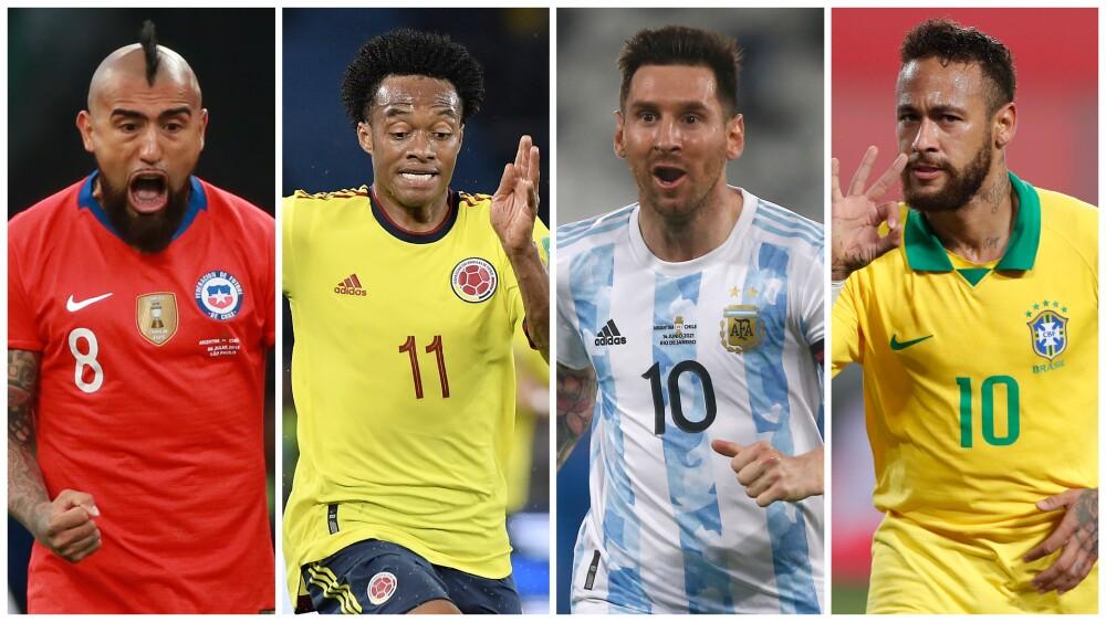 Eliminatorias Sudamericanas rumbo al Mundial de Catar 2022