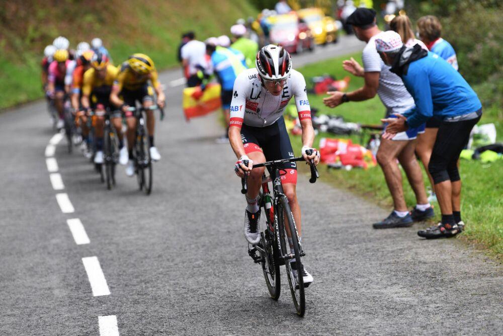 Tadej Pogacar - etapa 9 Tour de Francia