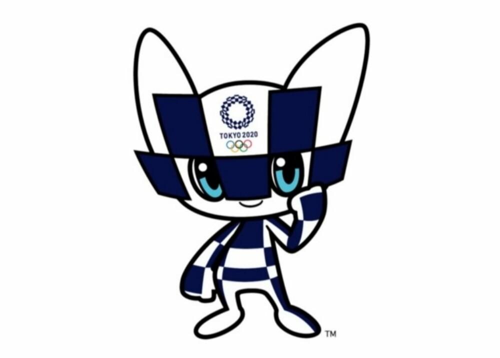 Miraitowa la mascota de los Juegos Olímpicos Tokio 2020 Foto video.