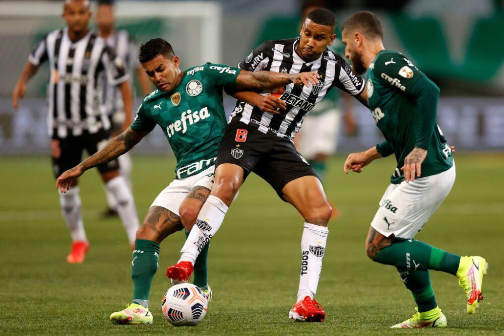 Atlético Mineiro vs Palmeiras