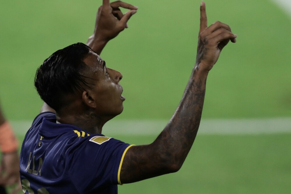 Sebastian Villa Boca Juniors Velez S. 070321 AFP E.jpg