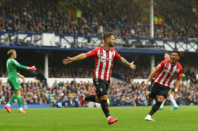 Everton vs. Southampton, por la primera fecha de la Premier League