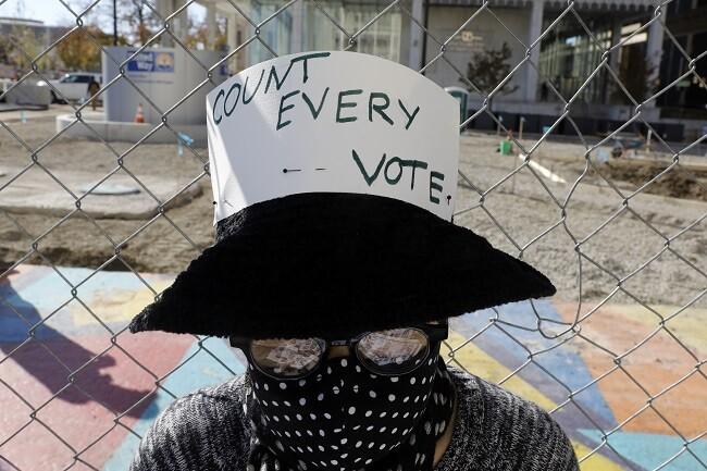 michigan manifestaciones votos