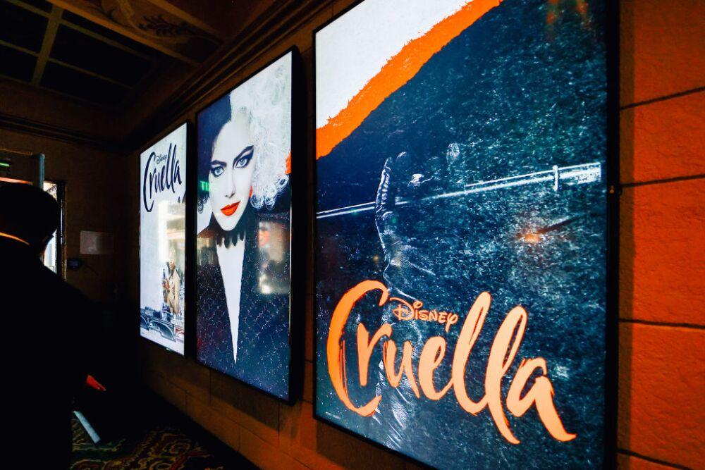 "The El Capitan Theatre Hosts Special Opening Night Fan Event For Disney's ""Cruella"""