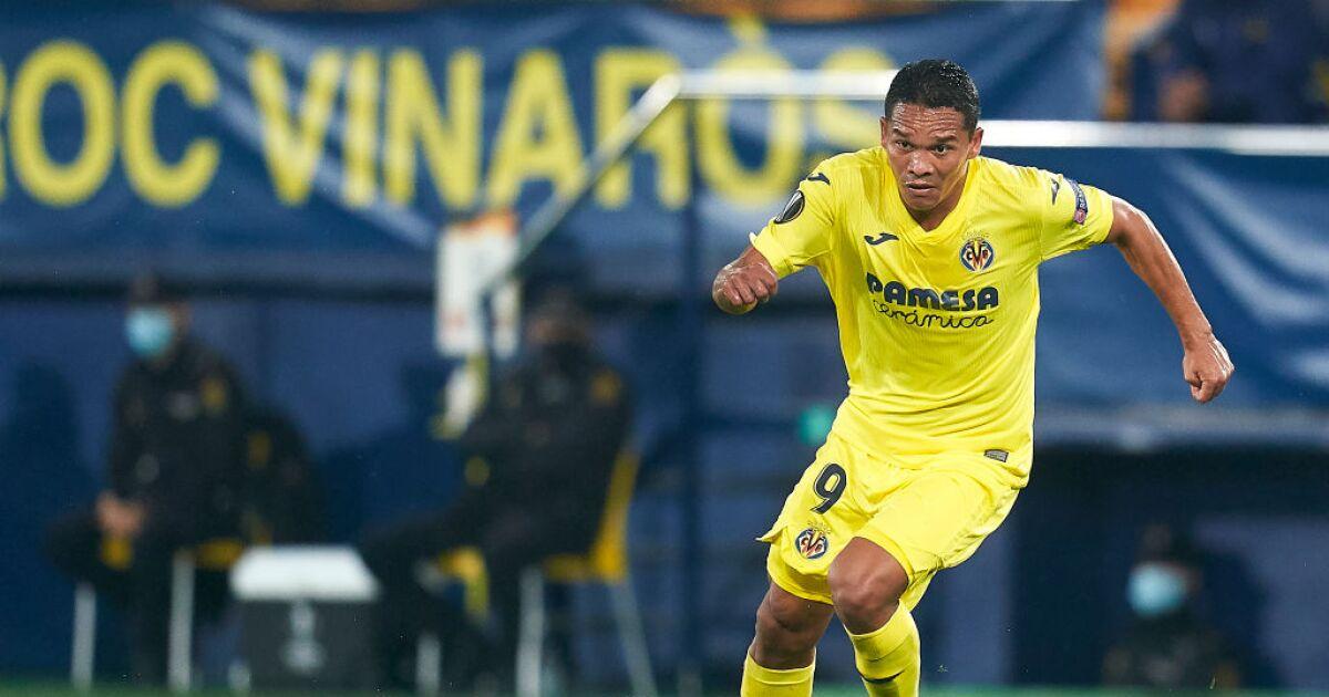 Europa League: Villarreal, con Carlos Bacca en su nómina titular, visitará al Maccabi Tel Aviv
