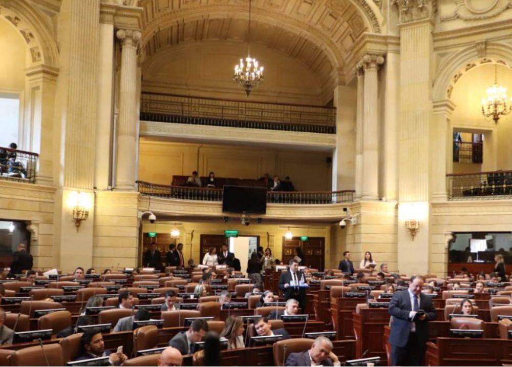 320631_BLU Radio // Cámara de Representantes // Foto: Twitter @CamaraColombia