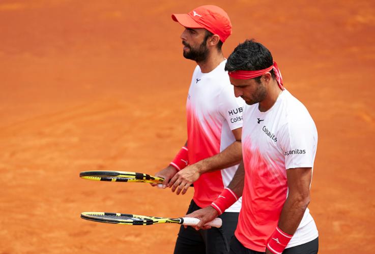 Juan Sebastián Cabal y Robert Farah clasificaron a tercera ronda de Roland Garros.