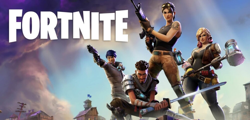 634305_FORNITE - EPIC GAMES