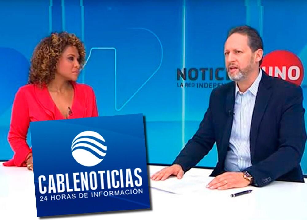 Noticias UNO superó la meta de la 'vaca' y llega a acuerdo con Cablenoticias