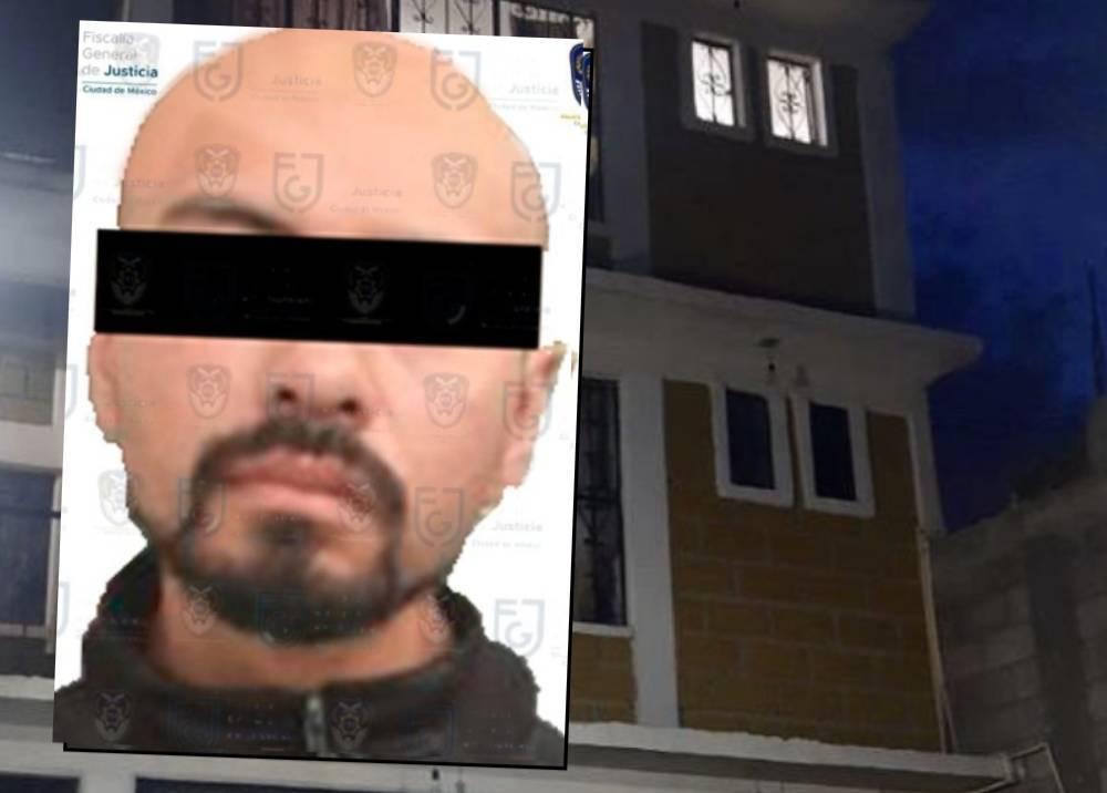 José Alfredo Camacho, asesino que sacude a México