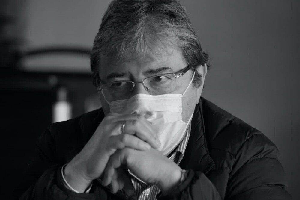 Carlos Holmes Trujillo en Antioquia.
