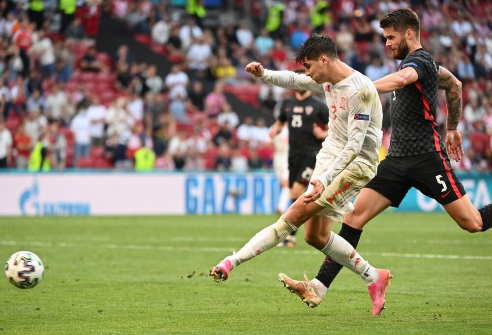 España Vs. Croacia - Eurocopa 2021