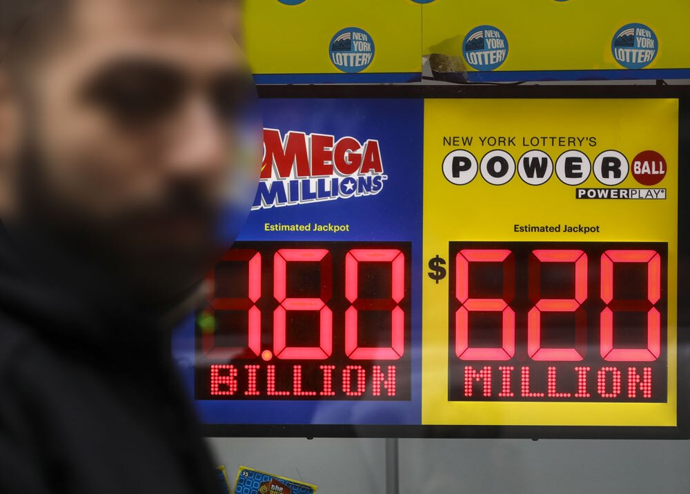 335630_Blu Radio. Millonario lotería. foto: AFP