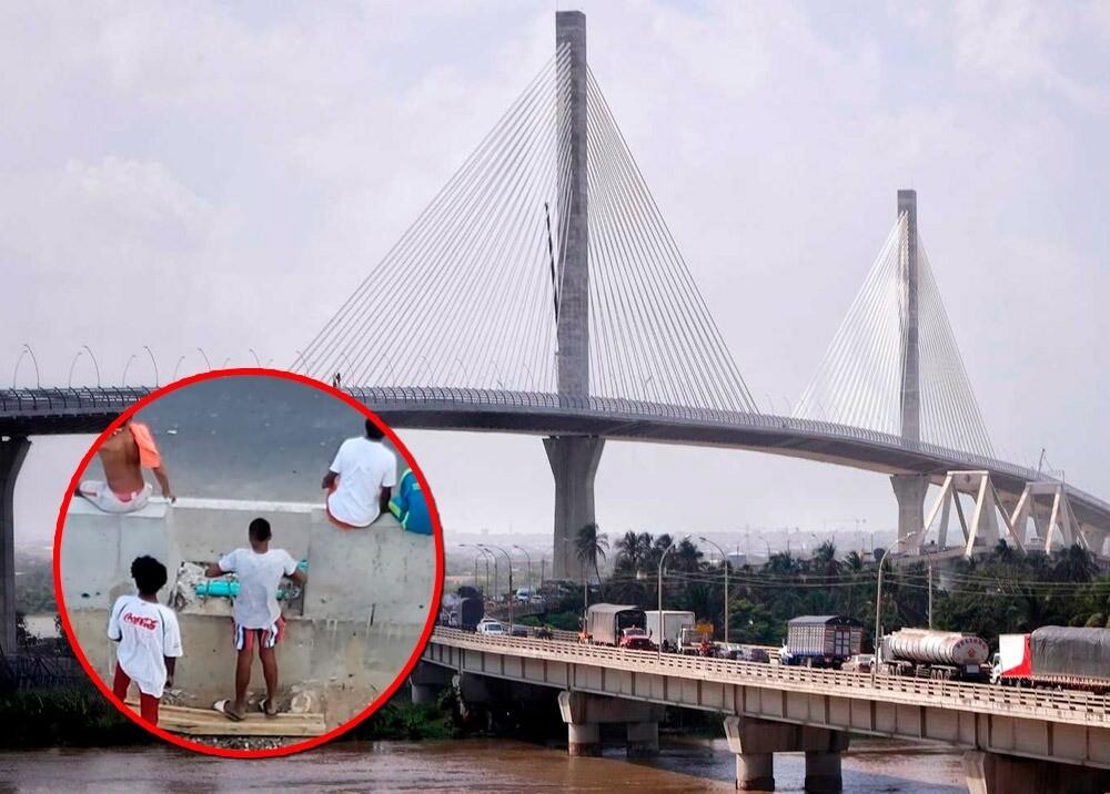 Daños al Puente Pumarejo Fotos: Presidencia - cortesía Sacyr.jpeg
