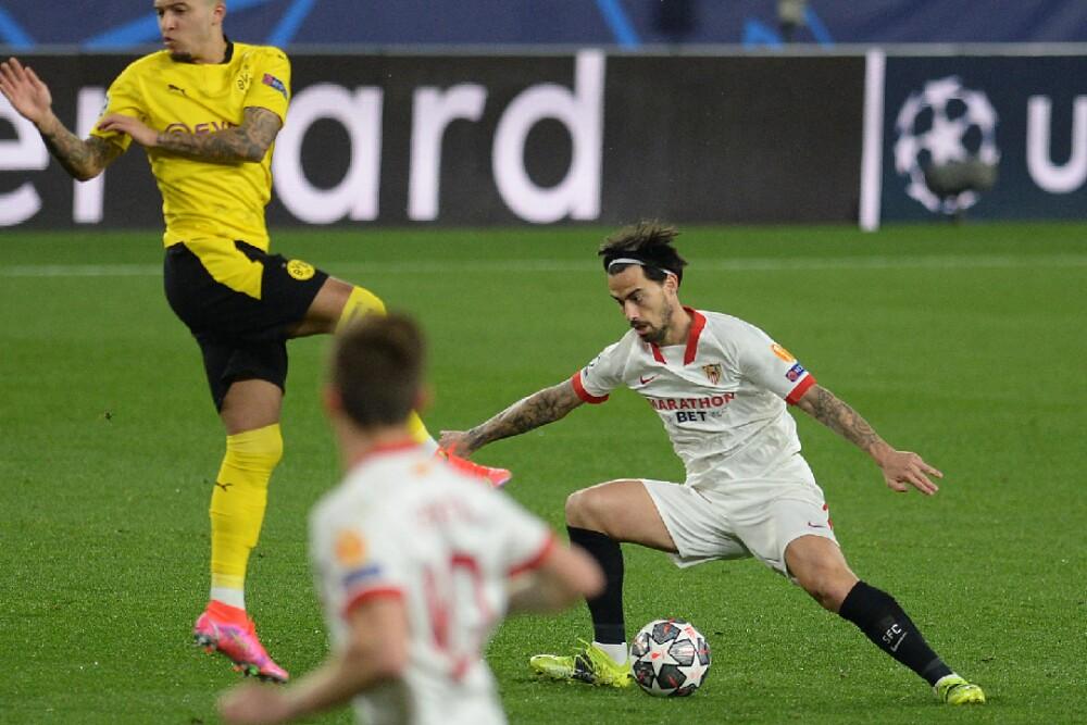 Suso Sevilla Borussia Dortmund 170221 AFP E.jpg