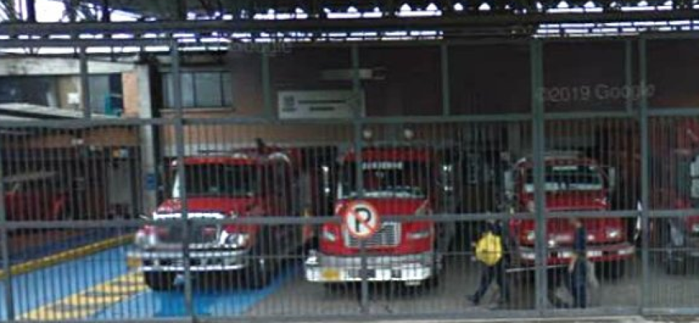 366743_Bomberos Bogotá. Foto: Cortesía