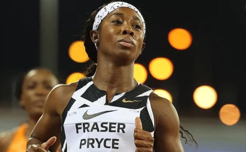 Shelly-Ann Fraser-Price es la segunda mujer más rápida del mundo.