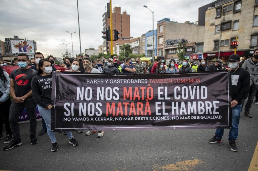 Protestas de comerciantes en Bogotá.jpeg