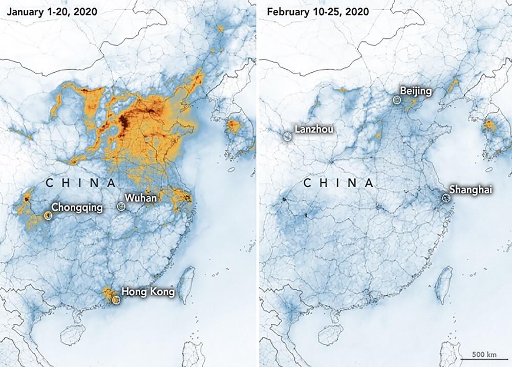 356813_BLU Radio. Contaminación en China / Foto: AFP