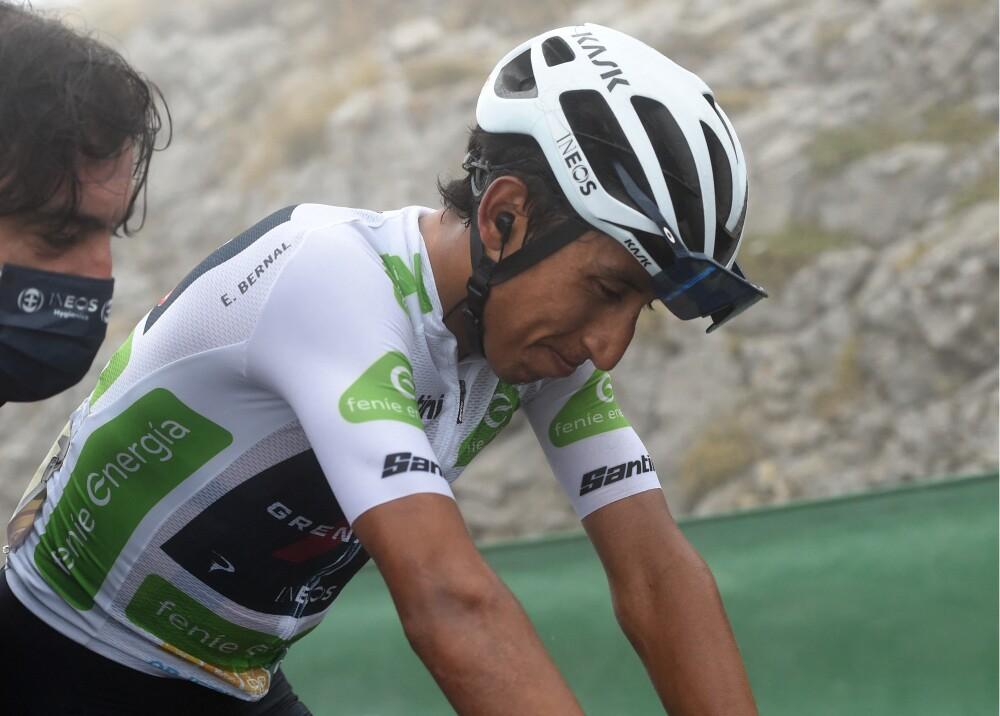 Egan Bernal Vuelta a España 2021 Foto AFP.jpg