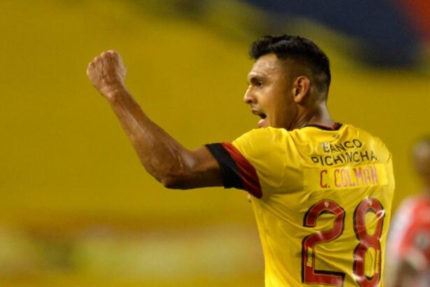 VIDEO) La fantasía de Colmán en los entrenamientos de Barcelona | ECUAGOL