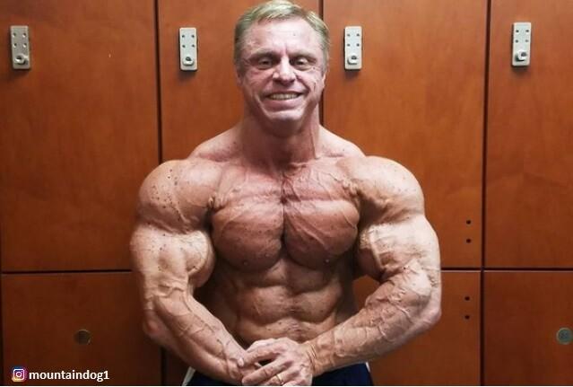 Muere el fisiculturista John Meadows.