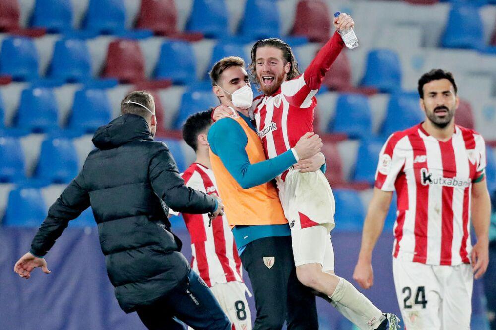 Levante v Athletic de Bilbao - Spanish Copa del Rey