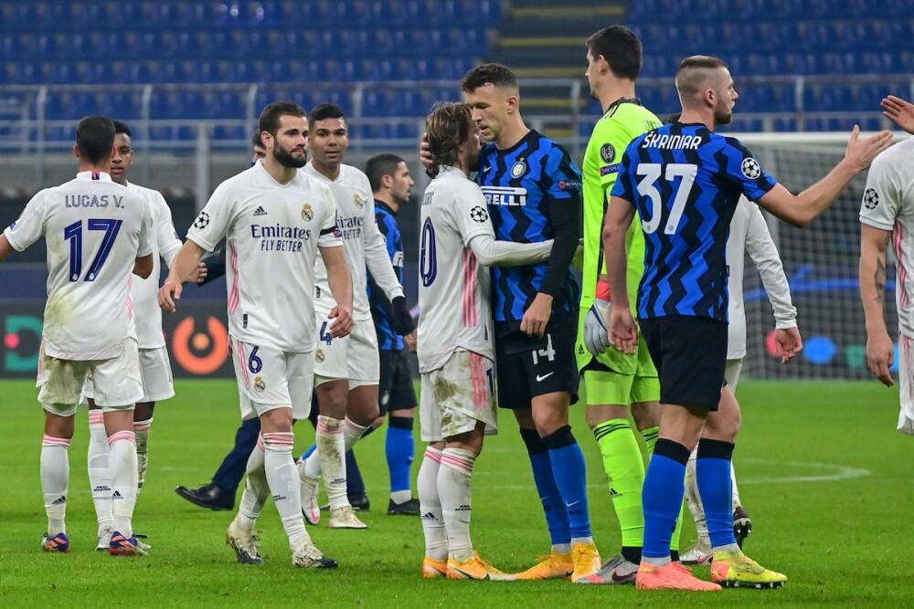 Real Madrid- Inter de Milán / AFP