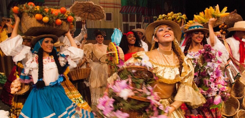 Ballet Nacional un Legado de Sonia Osorio