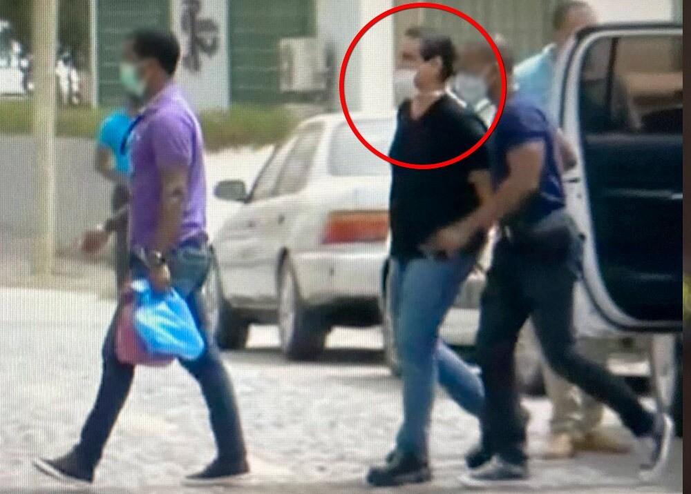 367634_Detención de Alex Saab / Foto: captura video TCV TV