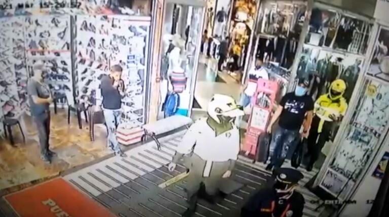 Videos de cámara de seguridad
