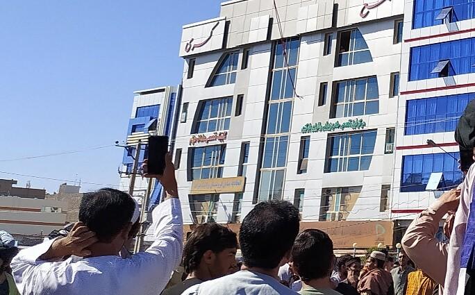 sescuestradores colgados en afganistan