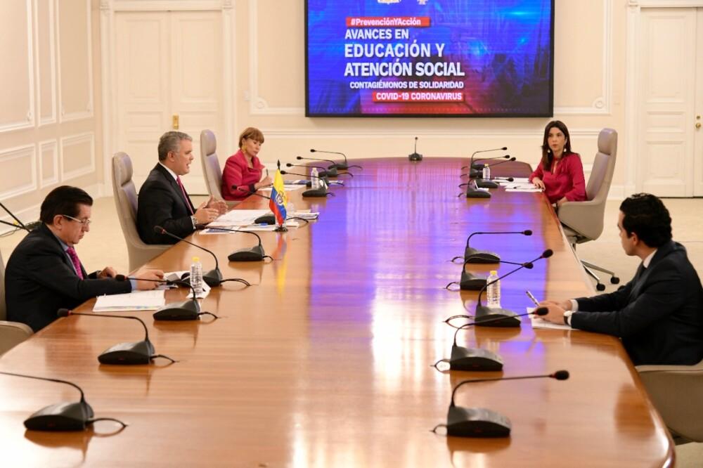 359555_Iván Duque // Foto: Presidencia