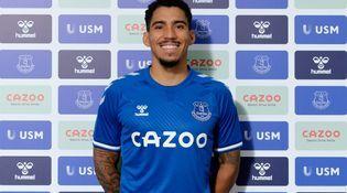 Allan, futbolista Everton