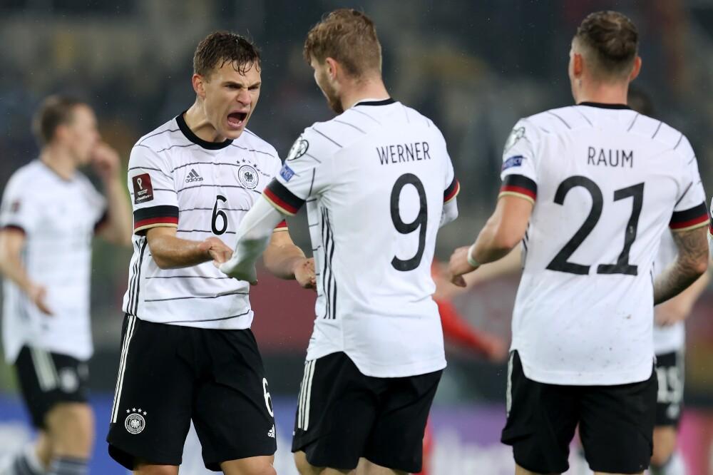 Alemania, una de las clasificadas al Mundial de Catar 2022