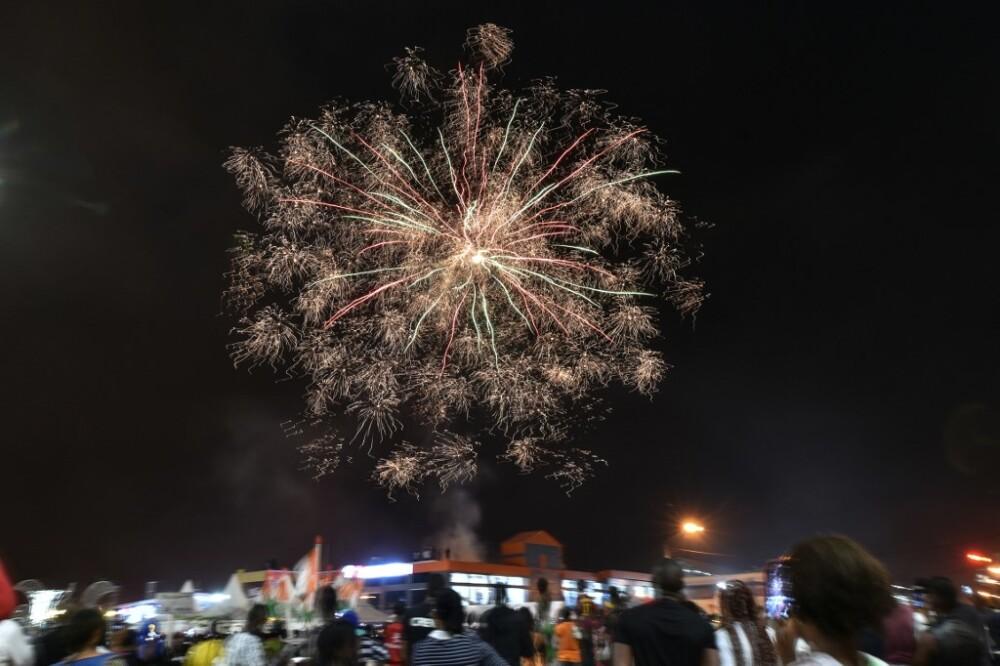 Celebración Año Nuevo 2021