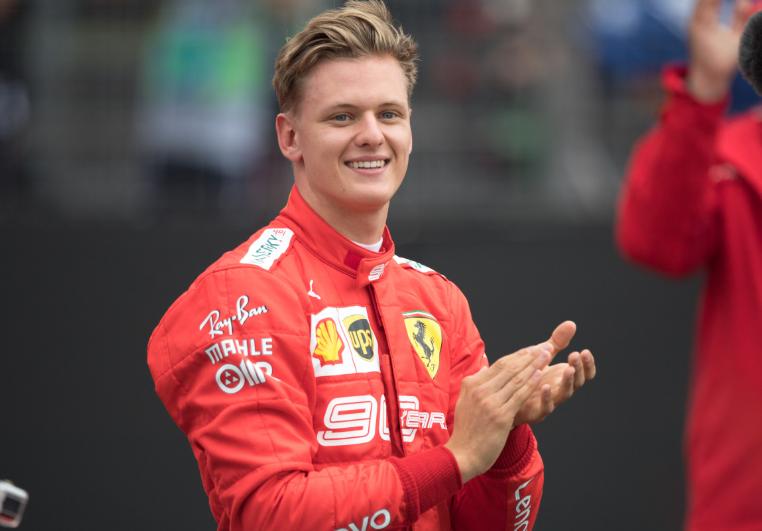 Mick Schumacher correrá la Fórmula 1