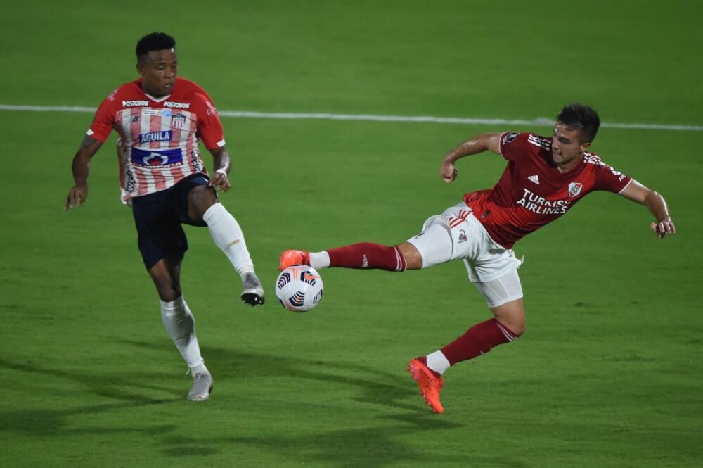 Junior River Plate AFP.