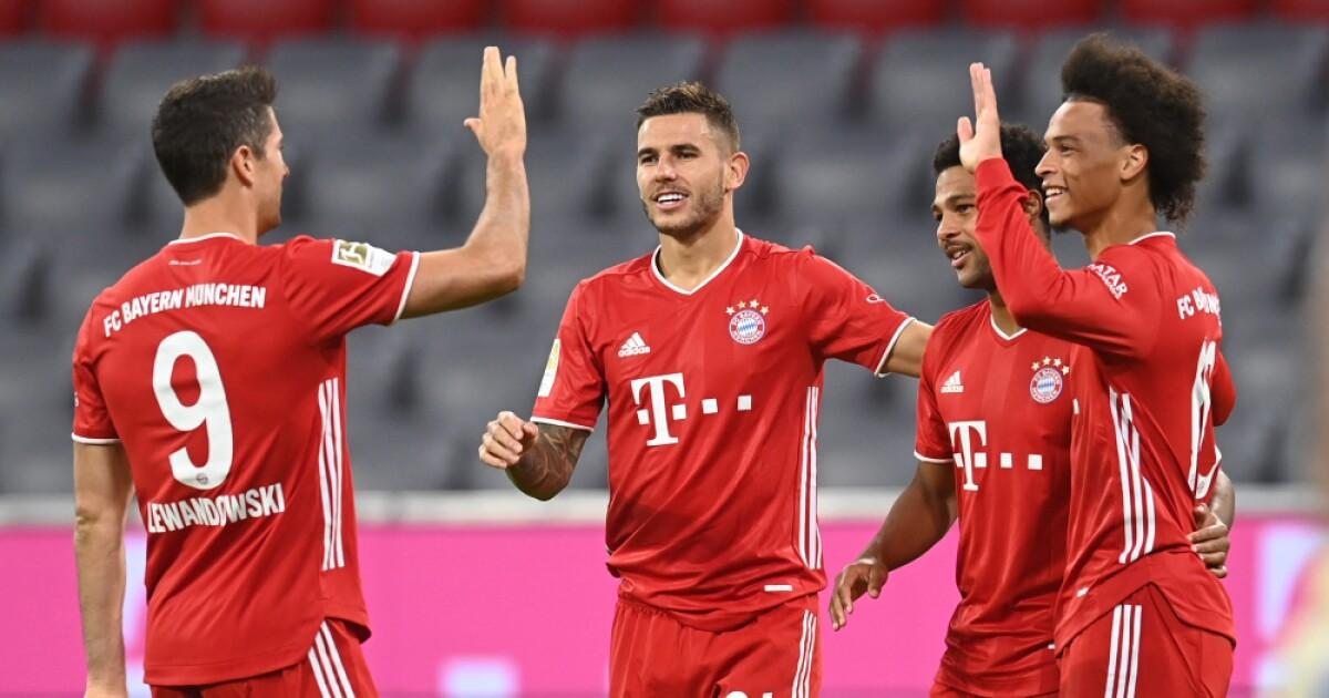Bundesliga jugarán este sábado para no perder su posición de liderato